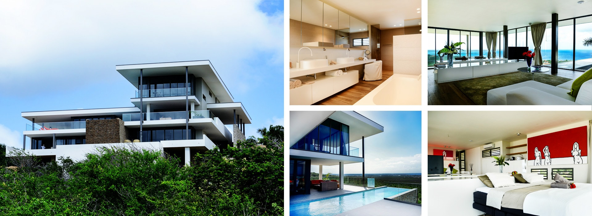 JK House Bonaire rental