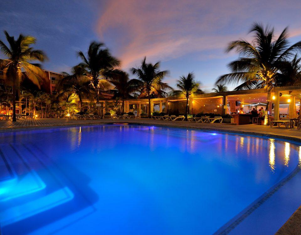 Spice Beach Club Bonaire