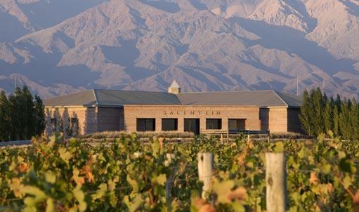 Salentein wines @ Qvillas