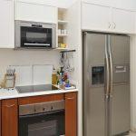A very nice kitchen at villa kas Popchi