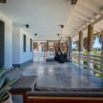 Villa balcony, balcony, Piet Boon, rental, vacation rental, Boon villa, Bonaire villa, Bonaire vakantiehuis