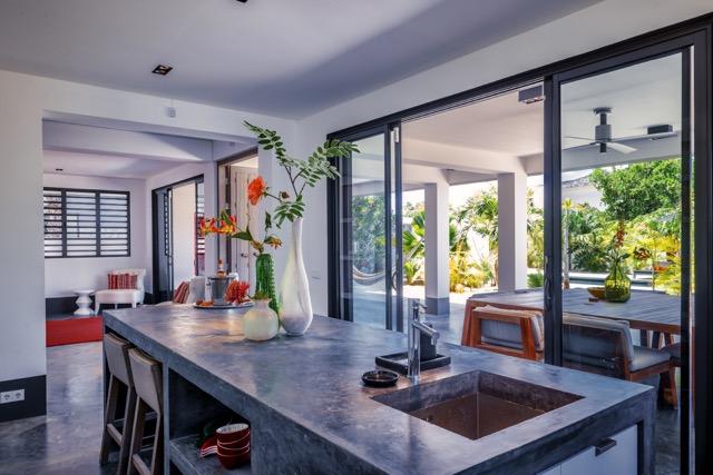 House Design Keuken : Piet boon design villa kas iguana qvillas bonaire