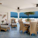 ocean view villa, ocean view, lounge ocean view, villa for sale, bonaire for sale, villa bonaire for sale, garden, ocean garden, ocean property