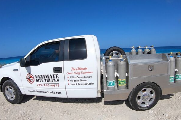 Ultimate Dive trucks