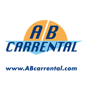 ab car rental logo