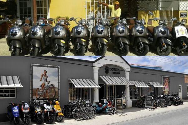 Bike & Scooter rental