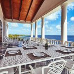 villa isla bella balcony